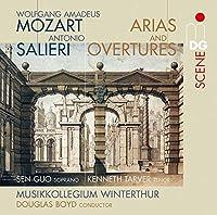Mozart/Sallieri: Arias & Overt