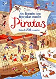 Piratas: meu livrinho com figurinhas transfer
