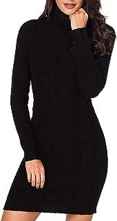 half turtleneck dress