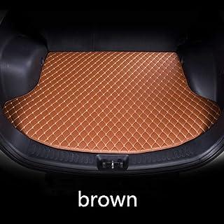 Custom Leather Car Trunk Mats For KIA Niro K3 K5 Soul Ceed Forte Spectra Sportage Optima Rear Trunk Floor Mat Tray Carpet ...