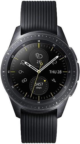 lowest Samsung Galaxy discount Watch popular (42mm) Black (Bluetooth), SM-R810 online