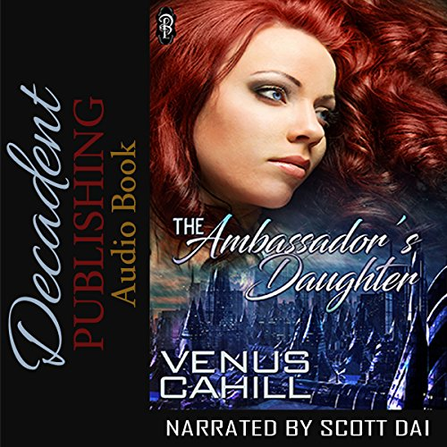 The Ambassador's Daughter audiobook cover art