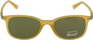 Persol Men's 3183S10484E Beige Acetate Sunglasses