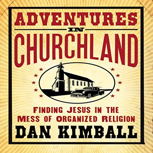 Adventures in Churchland audiobook cover art