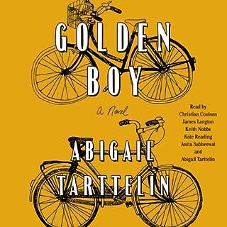 Golden Boy audiobook cover art