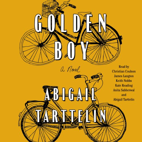 Page de couverture de Golden Boy
