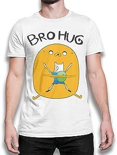 Adventure Time Tshirt, Bro Hug,