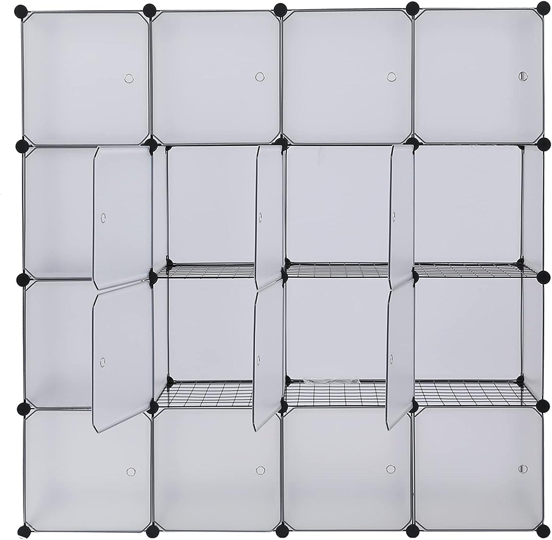 Soldering Mushugu gt3-DL 16-Cube Topics on TV Storage Shelf Shelving Book Cube Bookcase