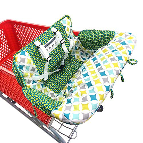 Baby Children Covers Shopping cart Cushion for Infant Supermarket Cart