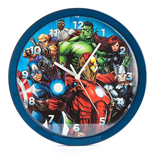 Zeon Avengers- Orologio da Muro 24cm
