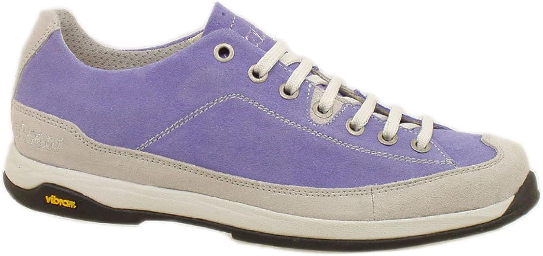 AKRON Suede Fashion shoes, Vibram Sole + EVA, Multiplus purple Crocus 41