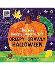 The Very Hungry Caterpillar's Creepy-Crawly Halloween