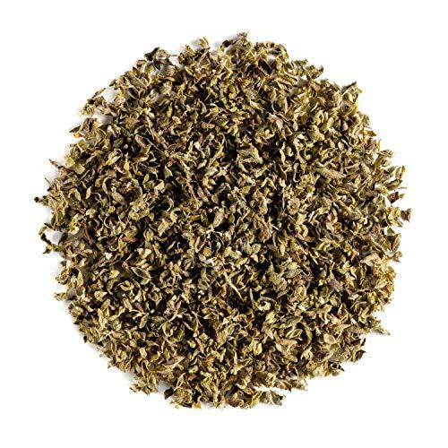 Oregano Organic Spice Gourmet Herb - Culinary herb staple of Italian cuisine - Dried Greek Wild Marjoram Loose Leaf Seasoning Tea 100g 3.52 Ounce