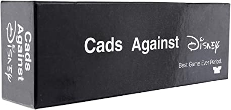 Cads Games Against Disney The Table Cards Game Party Cards Game for Adult (Black Box)