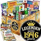 Legenden 1946 / Geschenke für Mann / Ostpaket DDR Spezialitäten