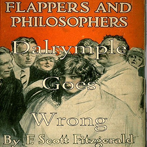 Dalrymple Goes Wrong audiobook cover art