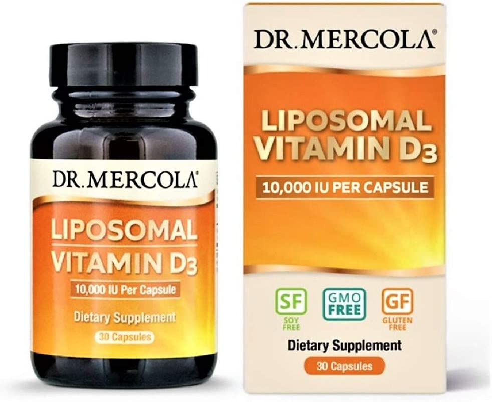 Limited price Liposomal Vitamin D Max 83% OFF by Mercola