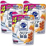 【まとめ買い】キュキュット 食器用洗剤 食洗機用 クエン酸オレンジオイル 詰め替え 550g × 3個