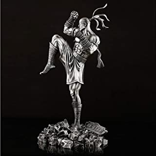 Asdfnfa Toy Exquisite Statue Model Home Decoration Office Crafts Decoration High-end Birthday Gift, Commemorative Collection Art