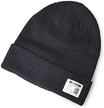 スタジオトムス 帽子 ニット帽 コットン ワッチ ビーニー 男女兼用 メンズ レディース COTTON RIB W/T yh02