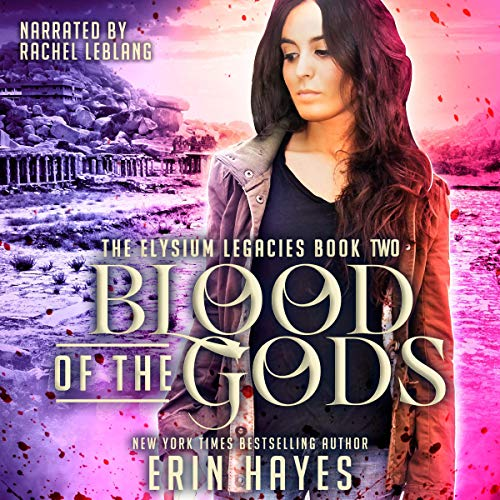 Blood of the Gods audiobook cover art