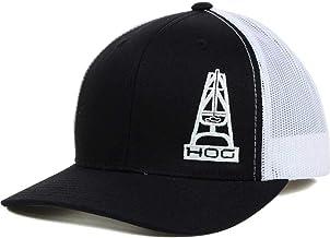 HOOEY HOG Trucker Cap Black/White