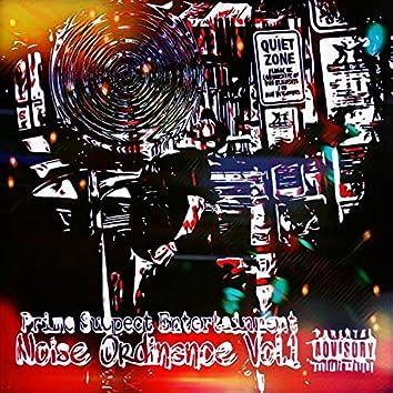 Noise Ordnance, Vol. 1 MixTape