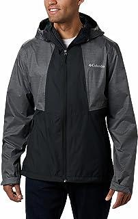 Columbia Men's Inner Limits II Jacket, Black, Graphite Heather, L
