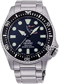 Orient - Reloj Analógico para Hombre de Automático con Correa en Acero Inoxidable RA-EL0001B00B