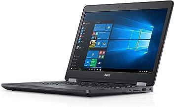 "Dell Latitude E5470 Ultrabook Laptop Intel Core i5 6300u Processor 2.40Ghz 8Gb Ram 256Gb Solid State Drive SSD 14"" HD AC W..."