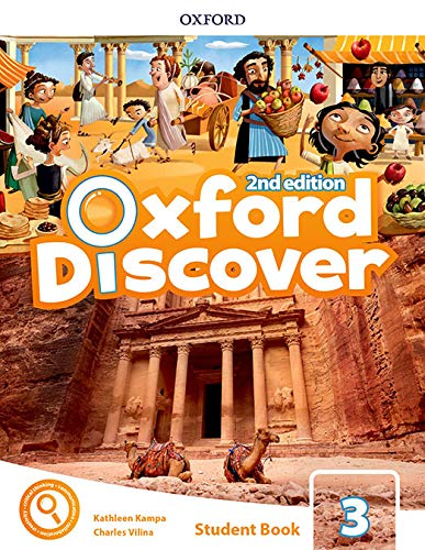 Oxford Discover 3 Student Book Pk 02Edition