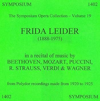 The Symposium Opera Collection, Vol. 19 (1924)