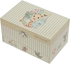 Sophie The Giraffe Trousselier Musical Jewellery Box
