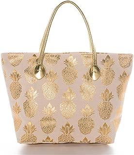 Best pineapple beach bag Reviews