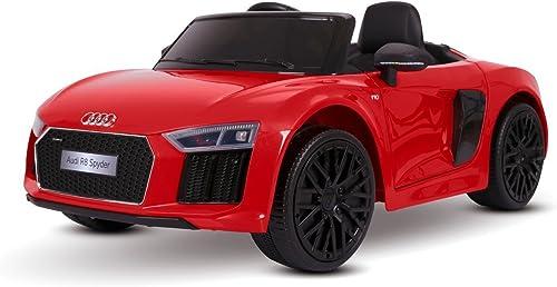 últimos estilos Audi Audi Audi R8 Spyder 12V Infantil, Mando Parental  el más barato