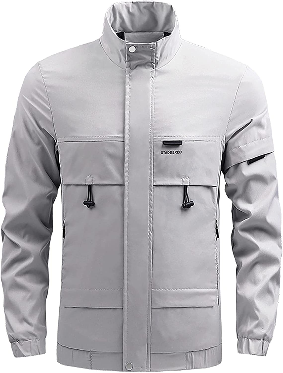 Men's Lightweight Shell Jackets Trend Coat Max 69% OFF Sports Jacket New mail order Outdoor