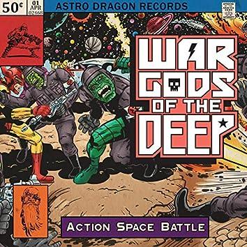 Action Space Battle