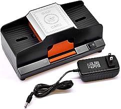 高速自動カードシャッフラー、ホームカードゲーム用カードシャッフラー、自動ポーカーカードシャッフラー ホームパーティークラブゲーム用1-2デッキポーカーシャッフル