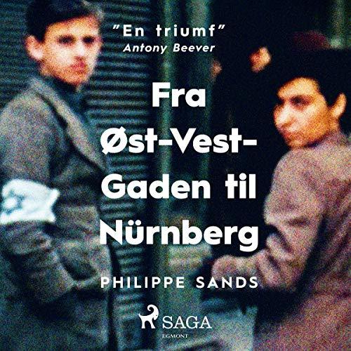 Fra Øst-Vest-Gaden til Nürnberg cover art