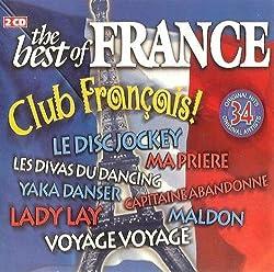 Club Français ! - the best of FRANCE (2CD)