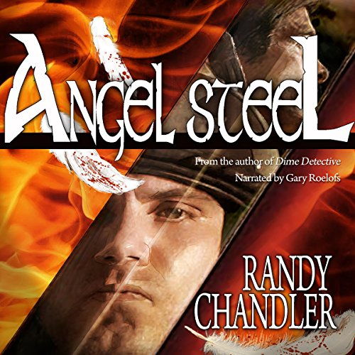 Angel Steel audiobook cover art