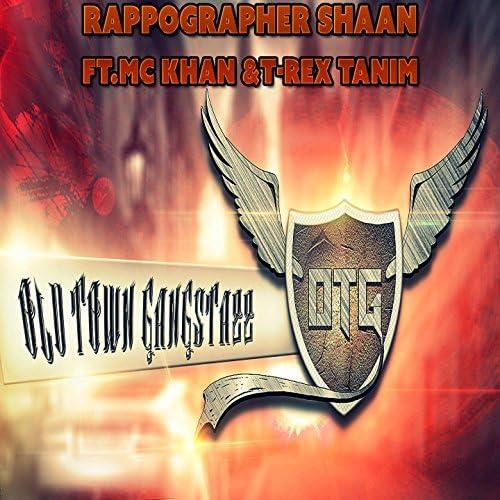 Rappographer Shaan feat. MC Khan & T-Rex Tanim