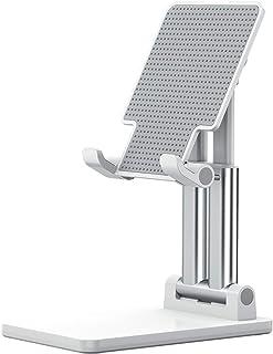 Sponsored Ad - SIJIN iPad Stand Holder Adjustable, Telescopic Tablet/Phone Stand Holder, Maximum Load 8KG Aluminum Alloy C...