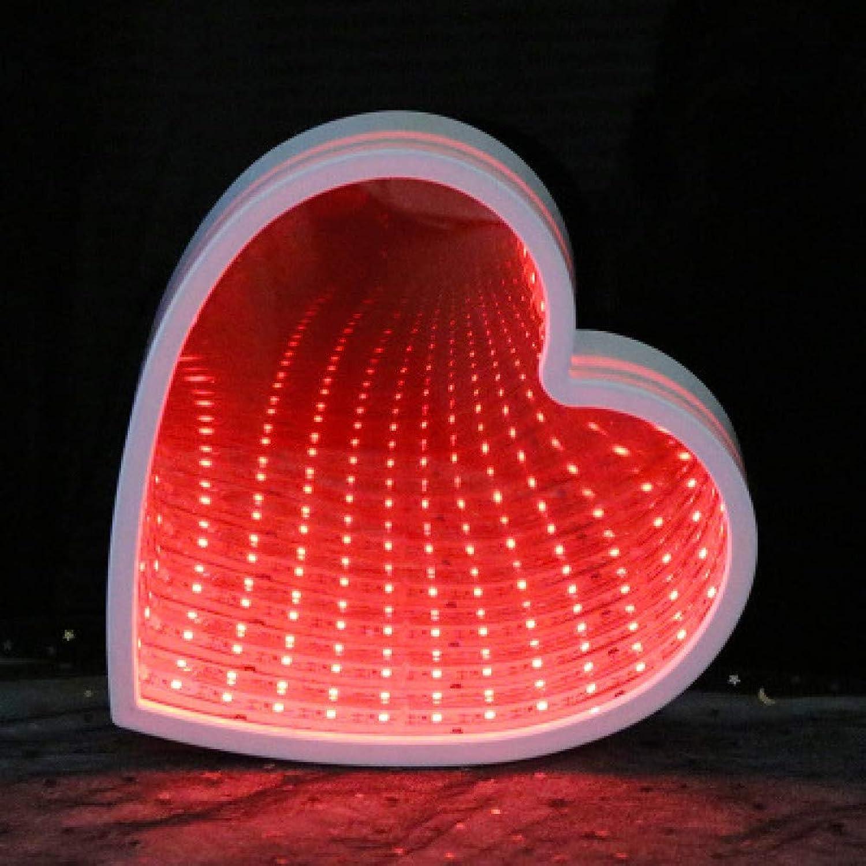 KKXXYD 3D Led Wall Lamp Moon Star Cloud Flower Tunnel Night Light Portable Lantern Desk Lamp Bar Home Decoration Kid Gift