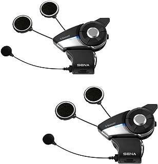 SENA (セナ) 20S EVO デュアルパック バイク用インカム Bluetooth インターコム 20S-EVO-01D [並行輸入品]