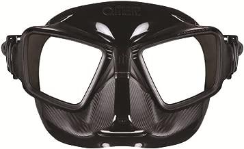 Omer Zero Cubed Dive Mask - Black
