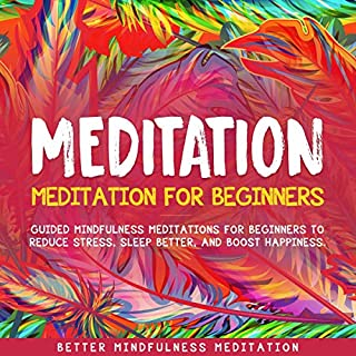 Meditation: Meditation for Beginners cover art
