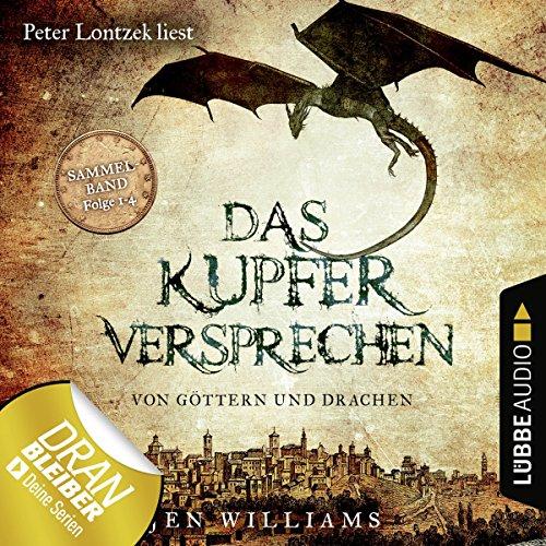 Das Kupferversprechen audiobook cover art