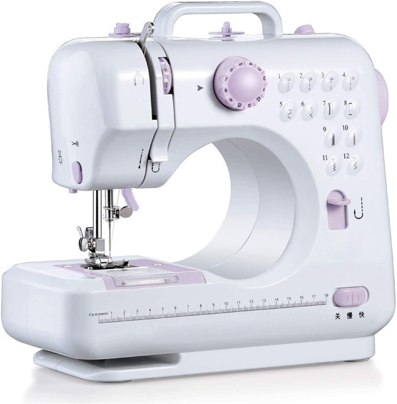 Multifunction Portable Large-scale sale Desktop Electric Household Machine Special sale item Sewing