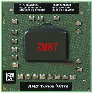 AMD Turion 64 X2 Mobile Technology TL-62 TL 62 TL62 2.1 GHz Dual-Core Dual-Thread CPU Processor TMDTL62HAX5DM Socket S1
